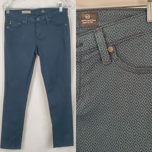 AG Adriano Goldschmied The Legging Skinny Jeans 27